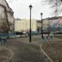 Сквер між вулицями Рибною, Чорноморською та Мосяжною